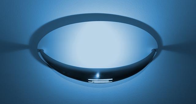 stropní svítidlo